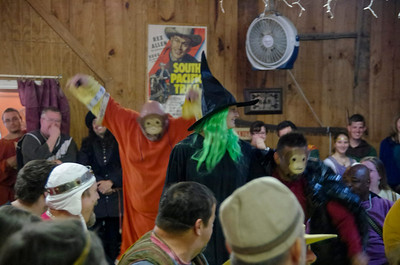 oh, no, its the wicked witch