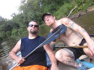August Black Creek trip